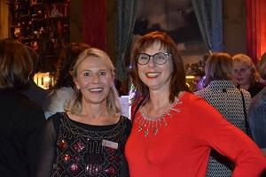 Jubiläumsparty 25 Jahre Zonta Club Lippstadt - Präsidentin und Area Director