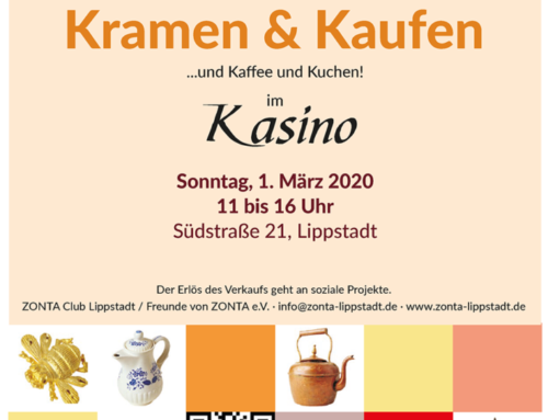 Zonta Club Lippstadt veranstaltet traditionellen Flohmarkt