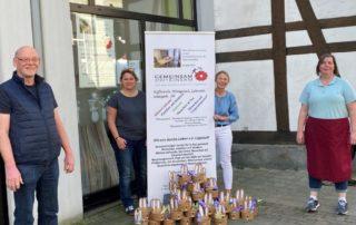 """Osternester für den Verein """"Gemeinsam statt einsam Lippstadt"""""""