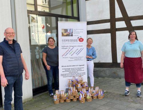 Zonta Club Lippstadt spendet Osternester für Bedürftige