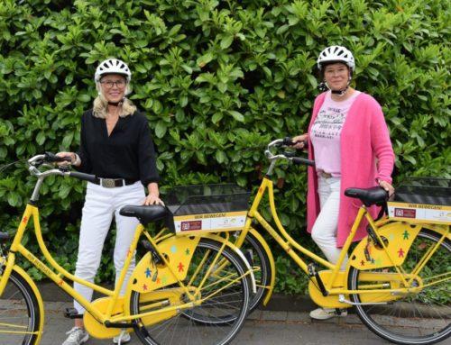 Zonta Club Lippstadt spendet Fahrradhelme