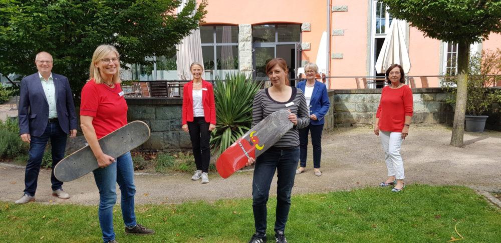 Zonta Club Lippstadt unterstützt Projekt der INI Jugendwerkstatt