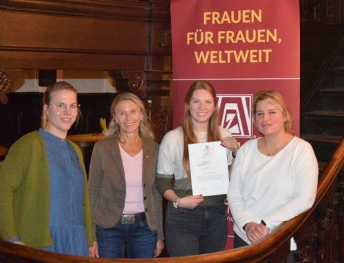 Zonta Lippstadt vergibt Masterstipendium