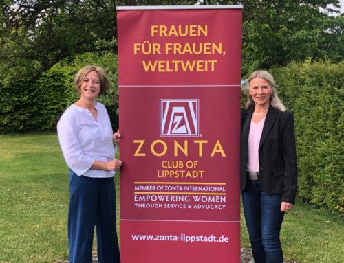 Zonta Club Lippstadt wählt neuen Vorstand