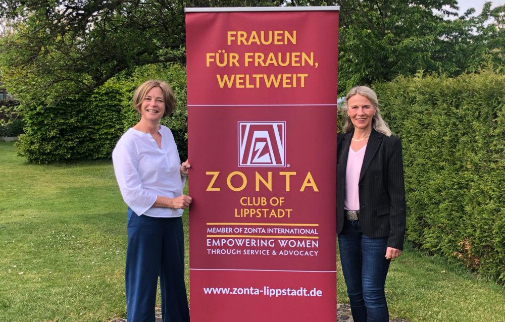 Zonta Club Lippstadt Wechsel Präsidentinnen